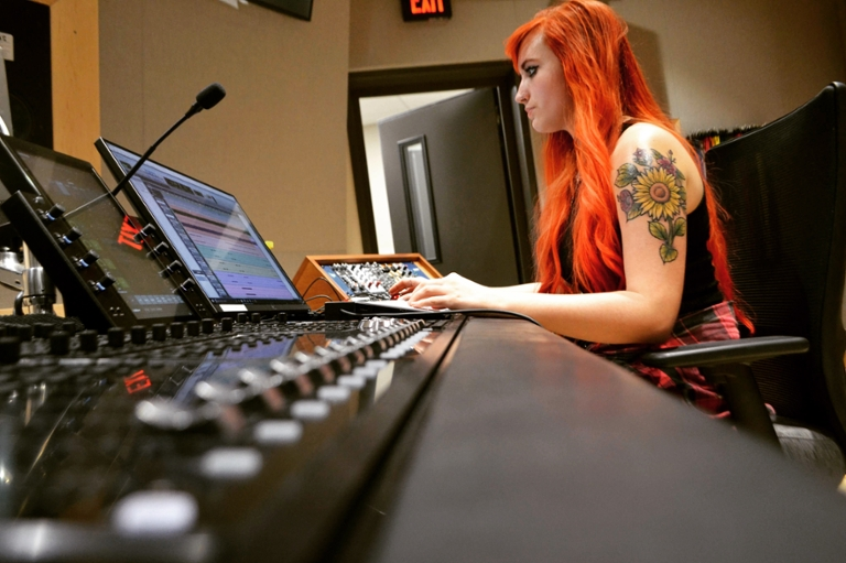 Audio Engineering and Sound Production: Areas of Study: Degrees ...